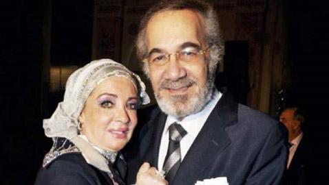 شهيرة تعترف أخيرا: محمود ياسين مصاب بالزهايمر ولا علاج لمرضه