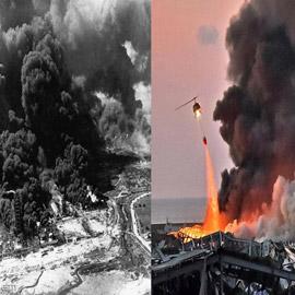 بيروت 2020 – تكساس 1947.. الانفجار المتكرر بحذافيره