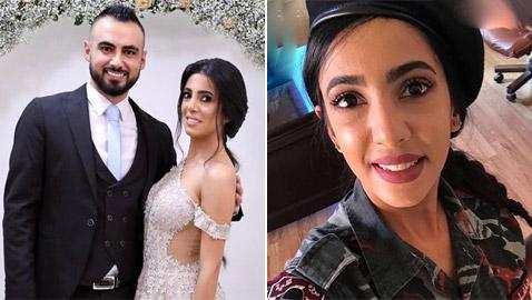 خطيب عروس فوج الإطفاء اللبناني ينعيها بكلمات مؤثرة: حرقتيلي قلب قلبي
