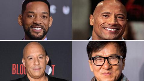 صور: تعرفوا إلى النجوم والممثلون الأعلى أجرا في العالم لعام 2020