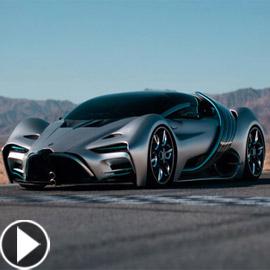 بالصور: سيارة خارقة تقطع أكثر من 1600 كم.. ولا ينفد وقودها!