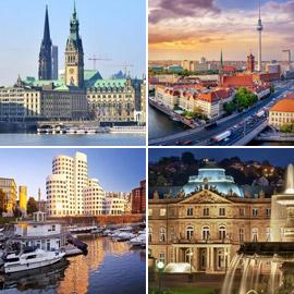 بالصور: تعرفوا إلى أكبر 10 مدن في ألمانيا وأهم معالمها السياحية