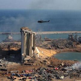 عدد القتلى في انفجار مرفأ بيروت يرتفع إلى 190