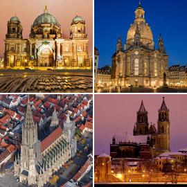 بالصور: تعرفوا إلى أجمل الكنائس التاريخية في ألمانيا
