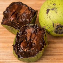 فاكهة الشوكولاتة الربانية: قليلة السعرات غنية بالألياف والفيتامينات