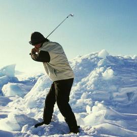 ليست لأصحاب القلوب الضعيفة.. إليكم أغرب ملاعب الغولف في العالم
