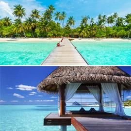 لماذا يجب أن تزور جزر المالديف الخلابة مرة واحدة على الأقل في العمر؟