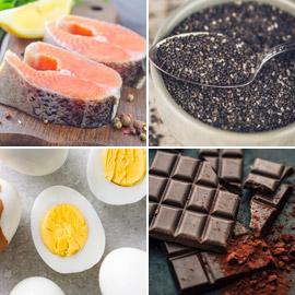 تعزز المزاج والشبع.. إليكم 10 أطعمة يجب تناولها أسبوعيا لإنقاص الوزن