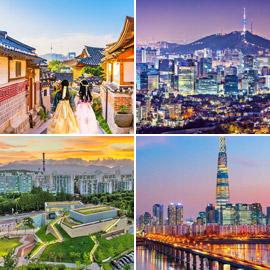 أهلا بكم في سيول عاصمة كوريا الجنوبية: مدينة المستقبل التي لا تنام