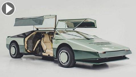 السيارة الخارقة تعود للحياة بعد 30 عاما