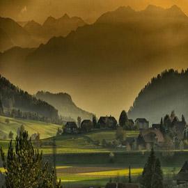 ما تفسير الحلم بزيارة الى القرية؟