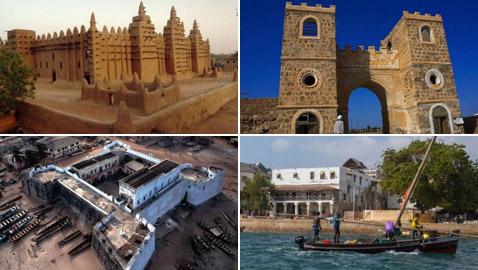 منها منطقتان عربيتان: تعرفوا إلى 6 مواقع تراثية تتعرض للخطر في أفريقيا