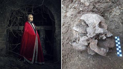 مقابر مصاصي دماء دفنوا بطرق غريبة بكافة أنحاء أوروبا.. فما حكايتها؟