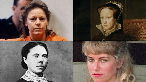 بالصور: تعرفوا إلى أكثر النساء شرا وخطورة على مر التاريخ