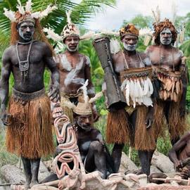 الموت من الضحك، مرض انتشر فعلا في غينيا والسبب: أكل لحوم البشر!