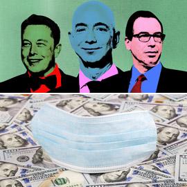 أثرياء العالم يزدادون ثراء بجائحة كورونا.. سجلوا رقما قياسيا بالأزمة