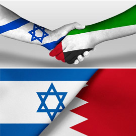 استطلاع: أغلب المواطنين العرب يؤيدون السلام مع إسرائيل