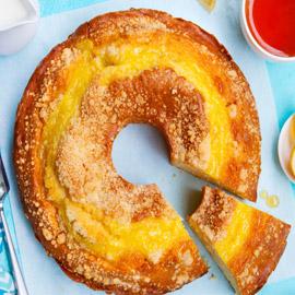 بعيدا عن الوصفة التقليدية: هكذا تحضرون كيك الليمون بالطريقة الإيطالية