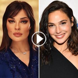 ممثلة إسرائيلية تسرق دور كليوباترا من ممثلات عربيات بينهن نادين نجيم!