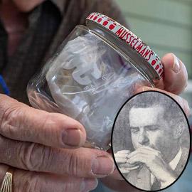 جُمّد لمدة 60 عاما.. ساندوتش الرئيس الأمريكي نيكسون يدخل التاريخ!