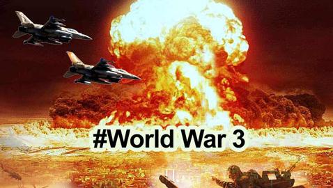 شبح الحرب العالمية الثالثة يطل برأسه.. وهذه أبرز الأسلحة