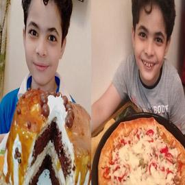 ياسين.. طفل ولد أصم وأصبح أصغر شيف في مصر