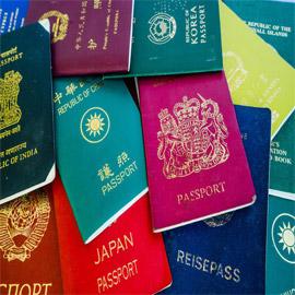 تعرفوا على العوامل التي تحدد شكل ولون وخصائص جواز السفر حول العالم