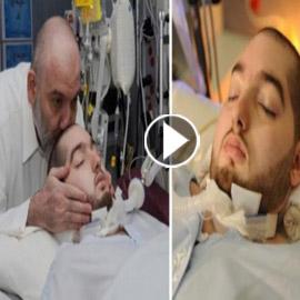 فيديو سار للأمير السعودي النائم يحدث ضجة بعد غيبوبة 15 عاماً