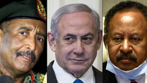 السودان يكشف جديدا عن اتفاق إسرائيل والقائمة السوداء