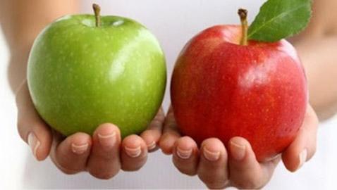 ماذا يحدث لجسمك إذا أكلت تفاحتان كل يوم؟