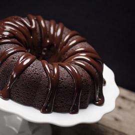 وصفة كيك الشوكولاتة البسيطة