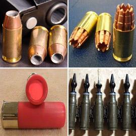 بالصور: تعرفوا إلى أغرب وأخطر أنواع الرصاصات والذخائر في العالم!