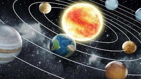 البشر على موعد مع ظاهرة غير مألوفة تُعرف برقصة الكواكب حول الشمس