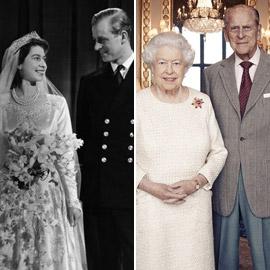 مصدر قوتي.. الملكة إليزابيث والأمير فيليب يحتفلان بعيد زواجهما الـ73