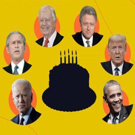 ما هي أعمار الرؤساء الأمريكيين السابقين عند استلامهم الرئاسة؟