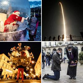 أبرز صور الأسبوع: إليكم أهم الأحداث المصورة من زوايا العالم المختلفة