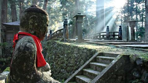 ماذا تعرف عن العالم الخفي للمعابد اليابانية المدرجة على قائمة التراث  ..