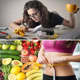 إليكم هذه النصائح الصحية المفيدة لتخفيف وزنكم على رغم انشغالكم الشديد!