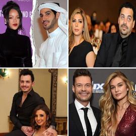 ريهانا وحلا شيحة بينهم.. إليكم أبرز حالات انفصال المشاهير في 2020