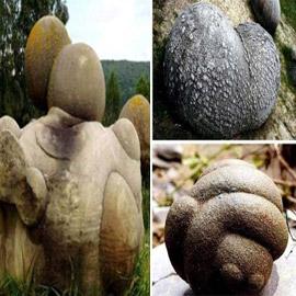 ظاهرة جيولوجية غريبة: أحجار طبيعية تنمو وتتحرك مثل كائن حي!