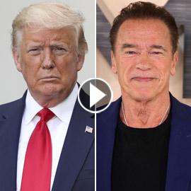 النجم أرنولد شوارزنيغر: ترامب فاشل أفعاله نازية وأسوأ رئيس أمريكي!