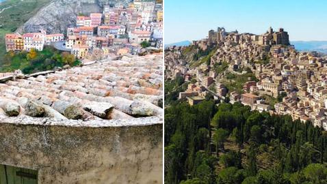 بلدة إيطالية تعرض منازلها للبيع مقابل يورو واحد فقط لجلب سكان جدد! صور