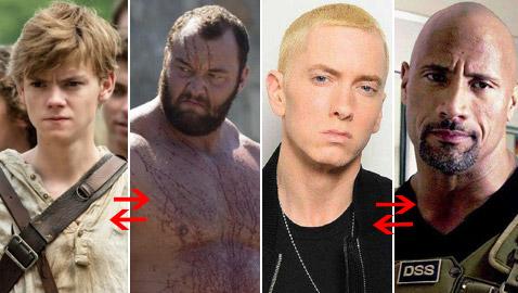 لن تصدقوا.. إليكم أغرب صور مشاهير من نفس العمر!