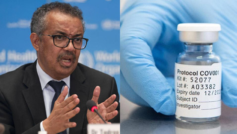 منظمة الصحة: العالم على شفا