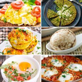 مللتم من الطرق التقليدية لتحضير البيض؟ إليكم 6 وصفات مبتكرة ولذيذة