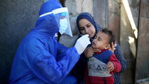 فيروس كورونا: إسرائيل ترفض مجددا دعوات دولية للمساعدة في توفير اللقاحات للفلسطينيين