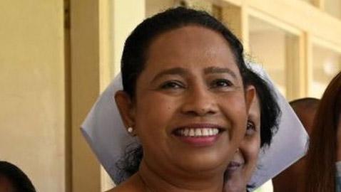 فيروس كورونا: إصابة وزيرة الصحة السريلانكية التي روّجت لشراب عشبي