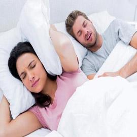 نصائح للتعامل مع زوجك الذي يعاني من الشخير!