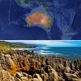 ماذا تعرف عن القارة المفقودة التي استغرق العثور عليها 375 عاما؟