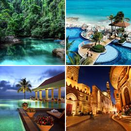 10 وجهات سياحية رائعة لشهري مارس/آذار وأبريل/نيسان بتكلفة معقولة